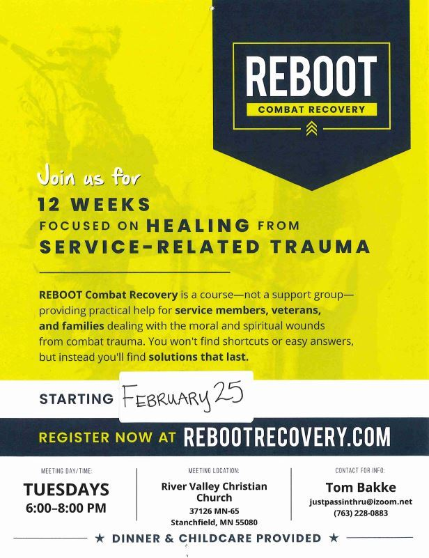 Reboot Combat Recovery Flyer (PDF)
