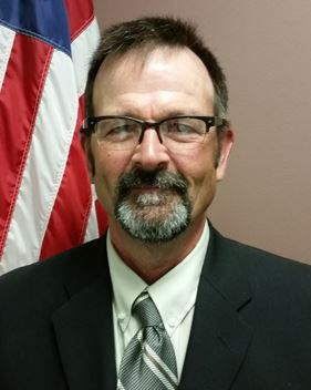Photo of Commissioner Dave Oslund