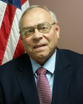 Photo of Commissioner Mike Warring